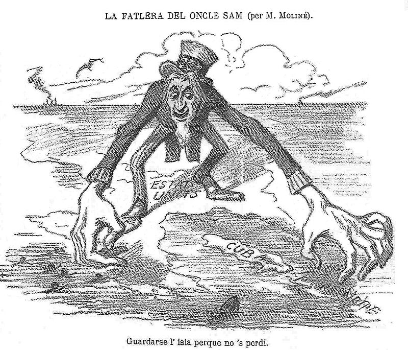 File source: http://commons.wikimedia.org/wiki/File:La_fallera_de_l%27oncle_Sam.JPG