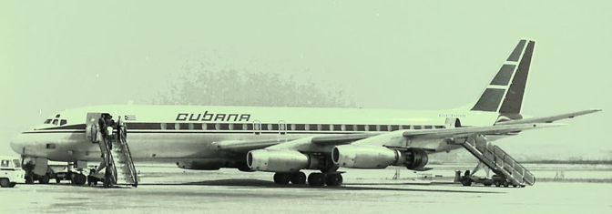 light 455 & the Cuban DC-8s - YESTERDAY'S AIRLINES